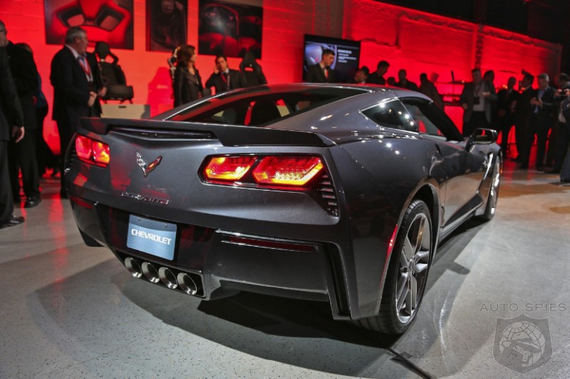 EXCLUSIVE! First QUALITY In Person Photos Of The 2014 Corvette. Lots Of Hype. Did The Car Live Up To It?