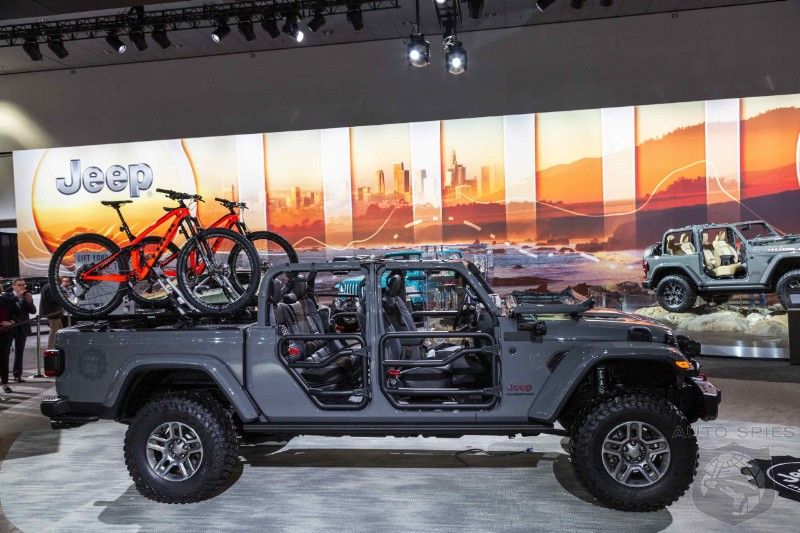 The Jeep Scrambler Pickup Was A Flop Show Us Why The Gladiator Won