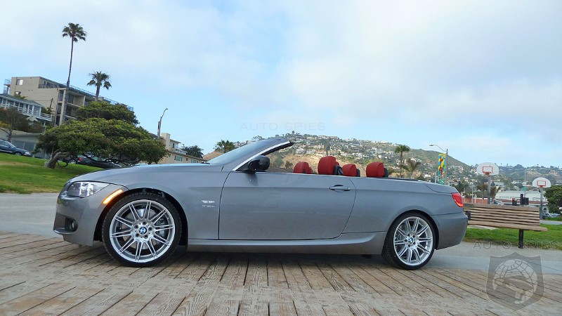 001 S A 2017 Bmw 335is Convertible Jack Of All Trades Master