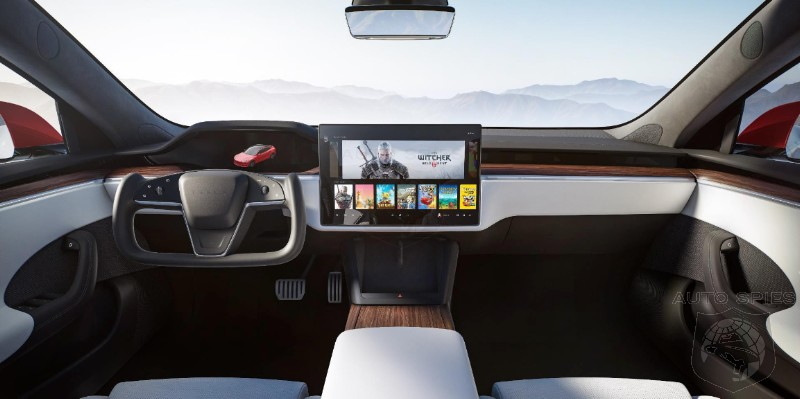 Telsa Model S Refresh Announced With FIVE HUNDRED TWENTY MILES Of Range German Car Execs Could Be Heard Wimpering From Their Offices