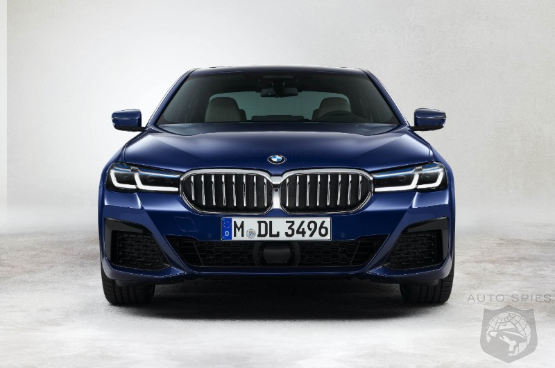 2021 BMW 5 Series Is HERE Is BETTER SAMENESS The RIGHT Recipe For Them Right Now Or Have Their Products Become The ULTIMATE BOREDOM Machines