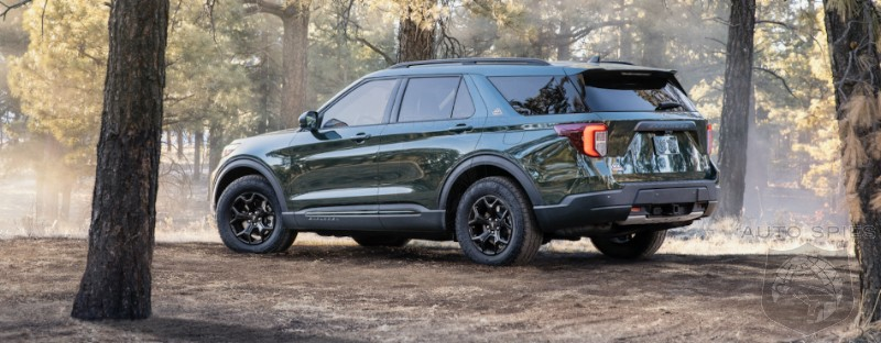 Do You Trust The Ford Explorer As A REAL Off Roader Now That They ve Added The TIMBERLINE Edition And If So Should Kia Do The Same To The Telluride