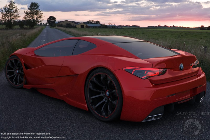 Supercar Mashup Should Bmw Build A Concept Like This