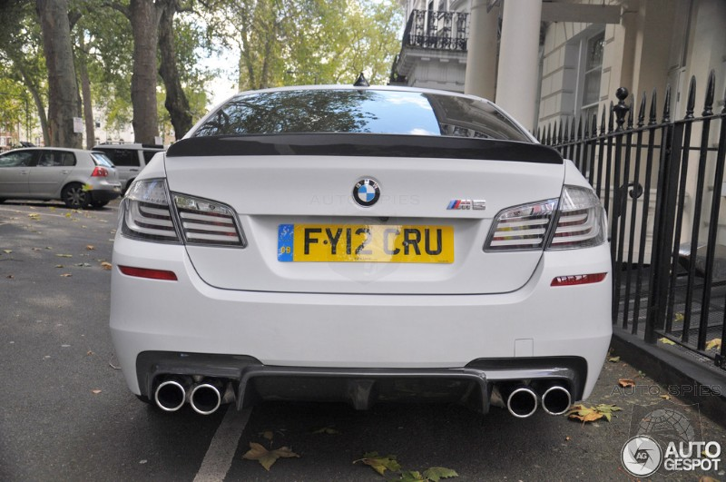 BEST Or WORST M5 Taillight Treatment Ever?