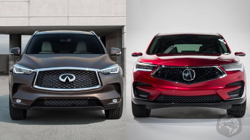 ACURA Vs. INFINITI: FIVE YEARS From Today WHICH Of These Will Be GONE? Or Will It Be BOTH?