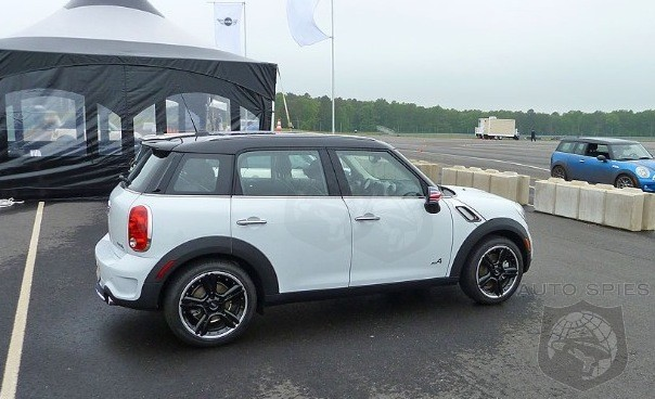 EXCLUSIVE VIDEO: New MINI Countryman Four-Door Hits Dealers Early Next Year. Hit Or Miss?