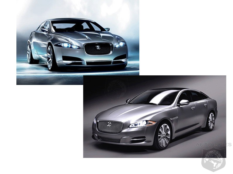 Which Car Design Is More Beautiful Jaguar Xf Or New Xj
