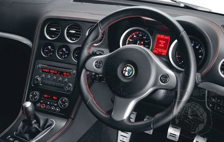Review Alfa Romeo Brera Does It Live Up To The Image Autospies