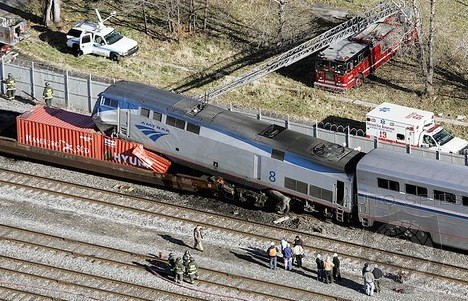 How Long Will US Taxpayers Own GM? Amtrak Is A Sobering Clue To The Next Economic Train Wreck