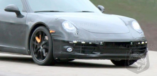 EXCLUSIVE: Latest Spy Photos Of The Next Porsche 911 And The Best Scoop On The Car Yet