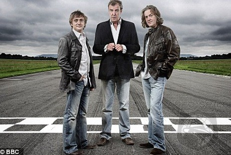 Top Gear Meets 60 Minutes-Clarkson Calls Audi Drivers More Psychologically Unfit Than Those Driving BMW's