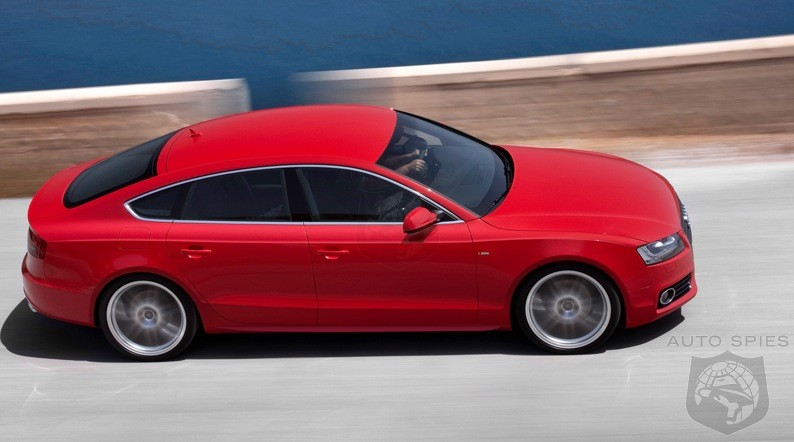 Image Result For Audi A Sportback In Usa