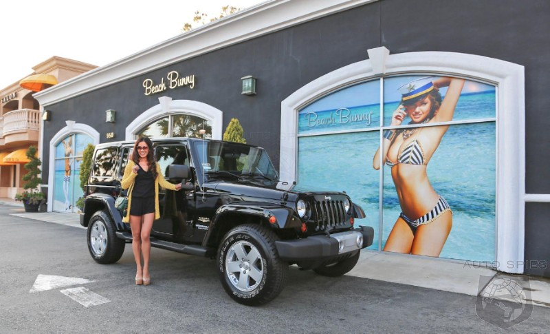 REVIEW: Agent 001 Buys A 2012 Jeep Wrangler Unlimited For Auto Spies And Calls It The MOST Underrated American Ride