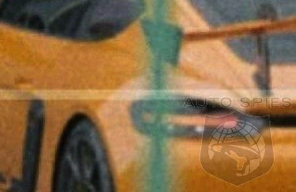 SPIED Porsche Cayman GT4RS NAKED And WITHOUT Camouflage