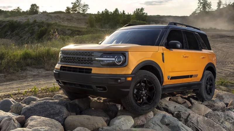 Is The Ford Bronco SPORT CONFUSING The Marketplace Of Consumers Because MANY Think It's The NEW BRONCO?