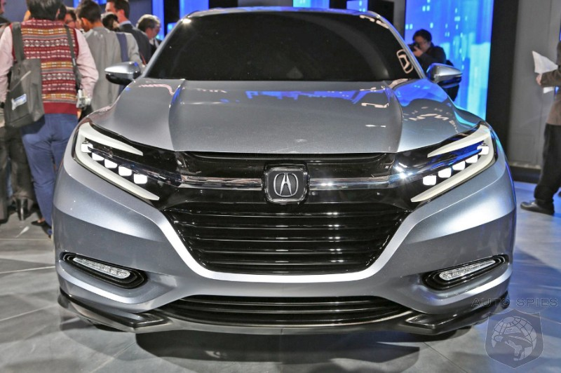Spies Have The CURE For Acura's Decline And The Solution To Rid The World Of The MISERABLE 'BEAK'