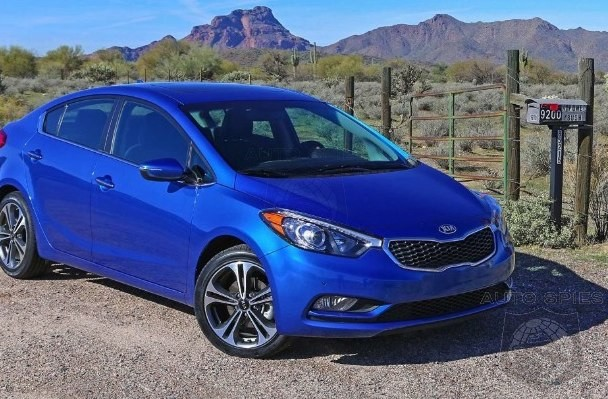 TESTED: 2014 Forte Reviewed For The First Time By The Spies