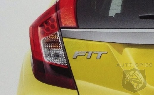 SPIED! Next Honda Fit Images Leak Out Japan. Hybrid Prius Fighter This Time Around?