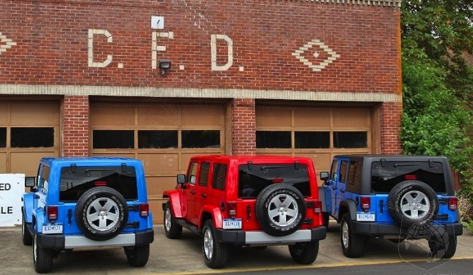 2014 Jeep Wrangler To Get New Color Choices. WHICH Is YOUR Favorite?