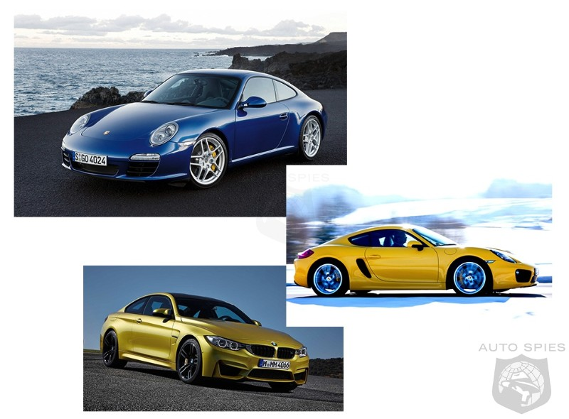 CAR WARS! New BMW M4, Cayman Or Used 911?