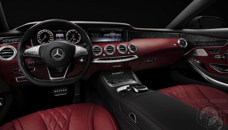 First Reviews Coming In Of New Mercedes S500 Coupe. Winner, Winner, Chicken Dinner?