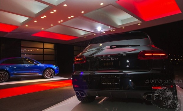 When It's Time To Trade Their Porsche Cayenne Will Most Buy Another Or Go For The Macan?