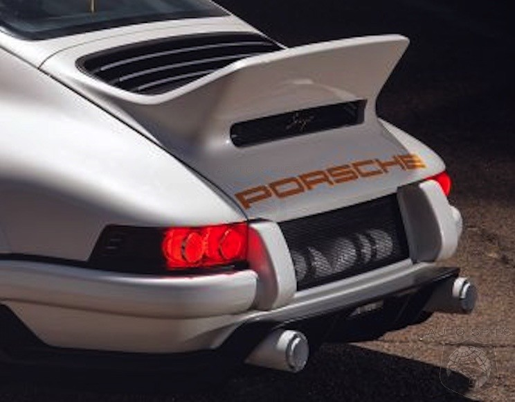 DEBUT: Goodwood Festival Of Speed-A Porsche 911 Like NO Other?