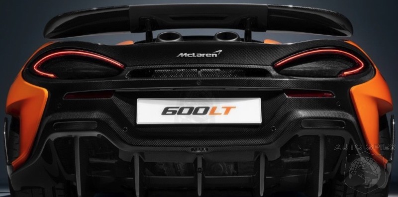 DEBUT: Goodwood Festival Of Speed-KABOOM! 2019 McLaren 600LT