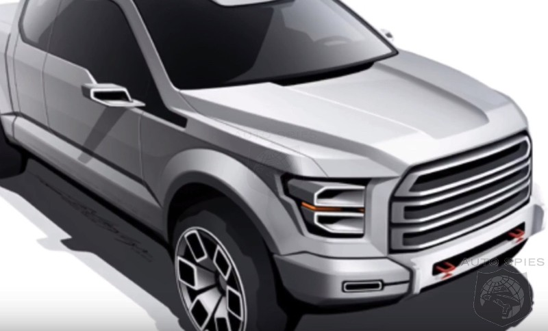 Latest 2020 Ford F 150 Rumor Leaks To The Spies