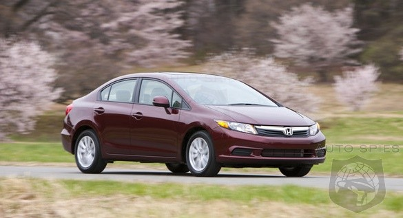 If The New Honda Civic Is So Bad And New Competition Is Better, WHY Is It Seliing So Well?