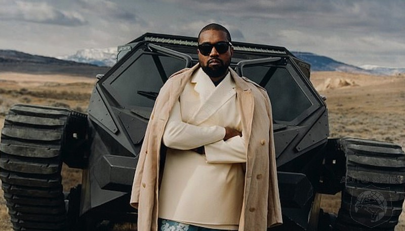 Kanye West Shows That NO ONE Controls How He Should Think Whether With Cars, Faith, Or His Decision To Endorse And Vote For Trump