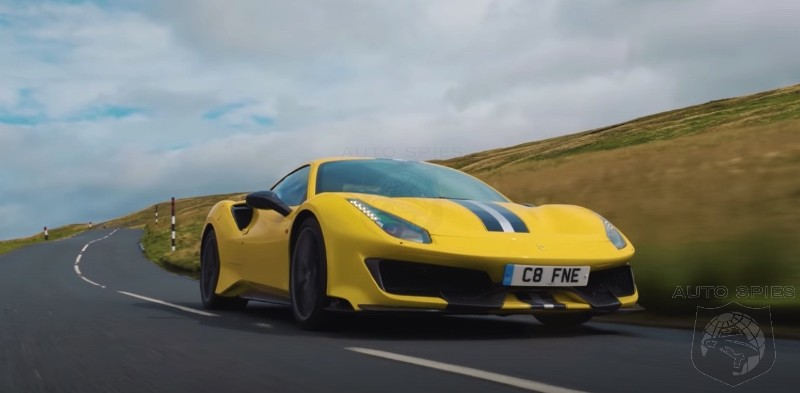 VIDEO REVIEW: TGIF! 710 Reasons WHY You'll LOVE This Drive In A Ferrari 488 Pista. Like We Needed Them!