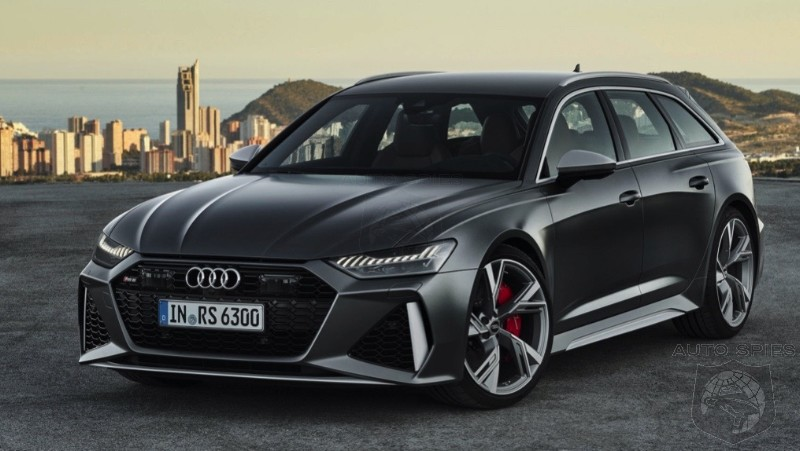 VIDEO REVIEW Audi RS6 Avant Wagon We re Sure The 50 People Who Buy It In The USA Will LOVE IT