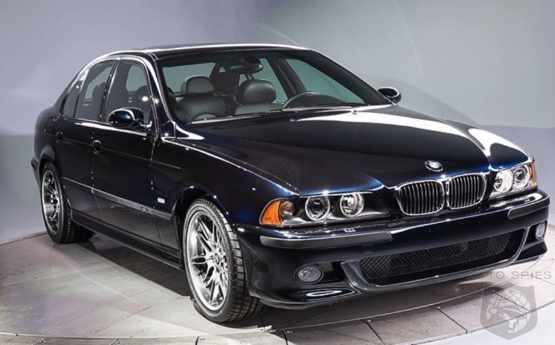 Feel BAD You Missed Your Chance To Get An E39 M5 When They Were Out Well Here s Your Chance For A NEARLY NEW One But It Will Cost You