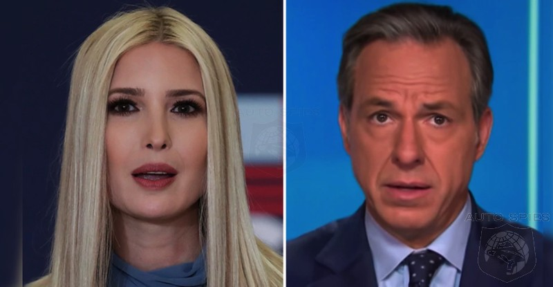 TWEET WARS Jake Tapper Vs Ivanka Trump Battle Who Gets The CREDIT For Lower Emissions WHO Schools WHO