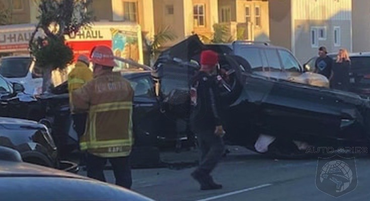 VIDEO Looks Like Some Idiots FLIPPED Over A MAGA Rally In Hermosa Beach As In Their Vehicles FLIPPING OVER