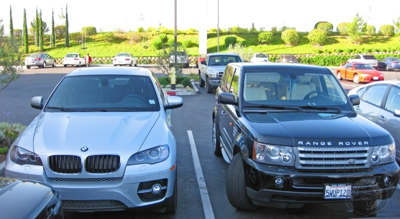 Face Off Friday What S Better Looking Range Rover Sport Or Bmw X6