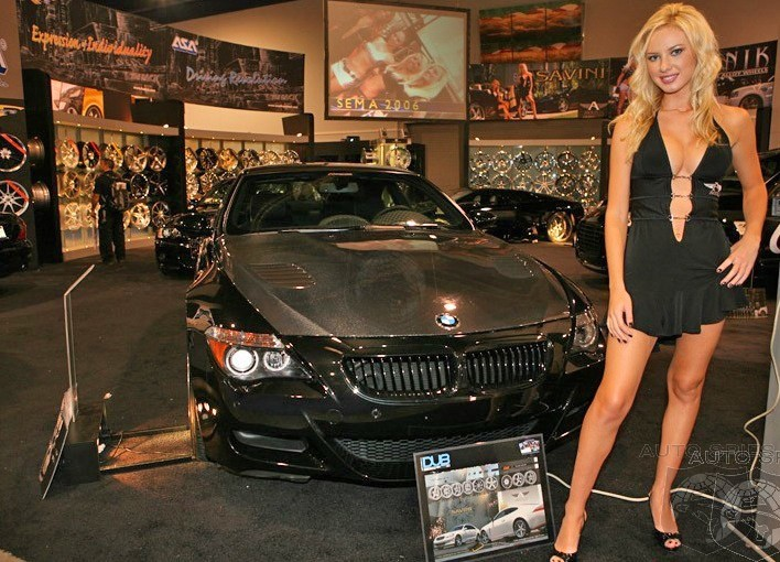 Spies Heading To Las Vegas For The 2008 SEMA Show Its BLING time