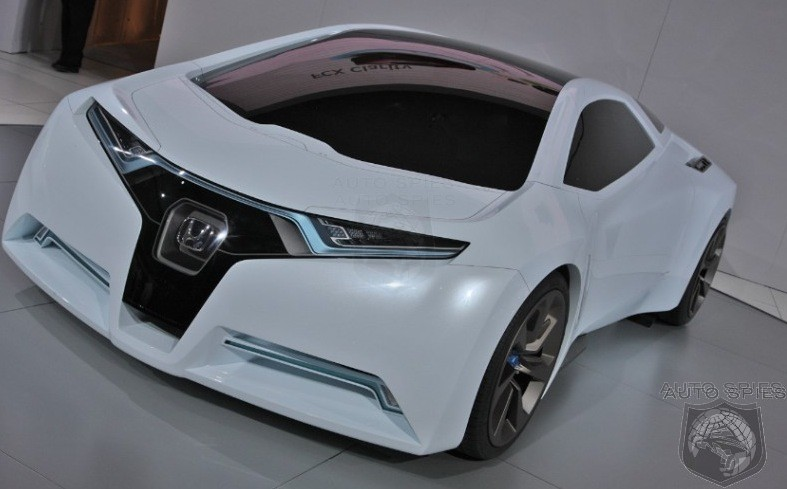 NY Times Calls Honda FC Sport Concept Grotesque- Did They See The Same Car As I Did?