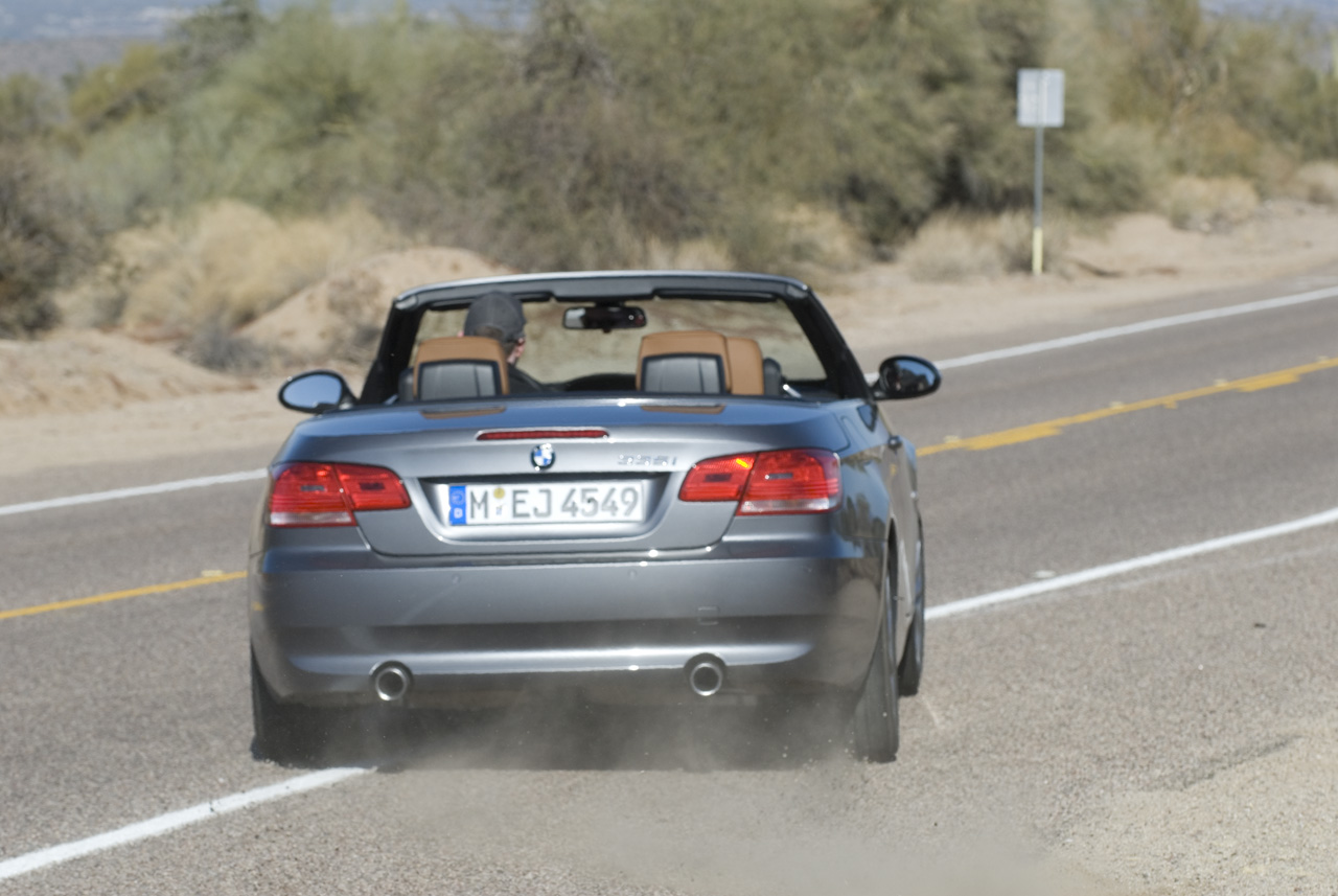 Review: BMW 335i Convertible, Finally A Convertible For Men ...