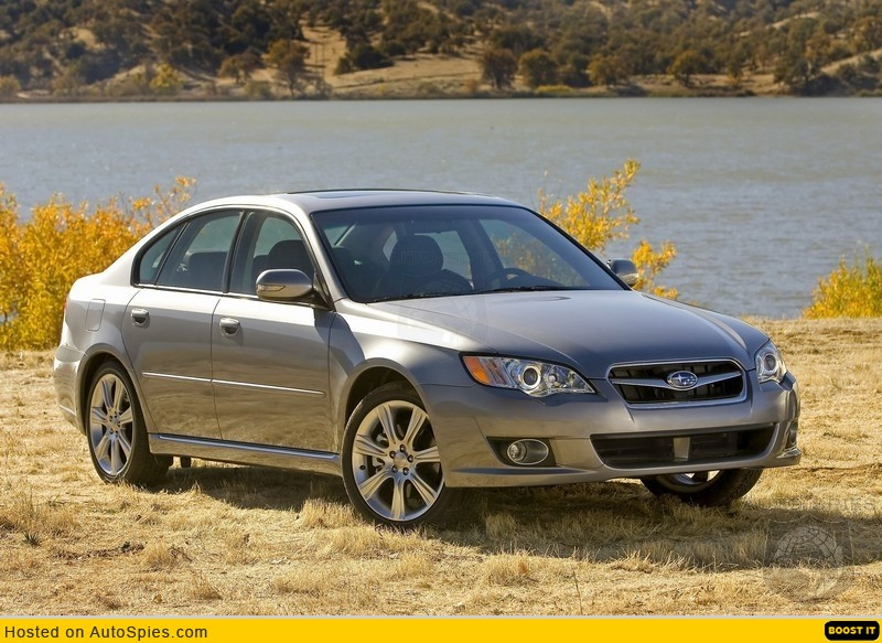 DETROIT AUTO SHOW: Subaru Releases Redesigned Outback and Legacy
