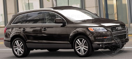 Audi Bringing Sel Q7 Suv To U S Ss In 2008