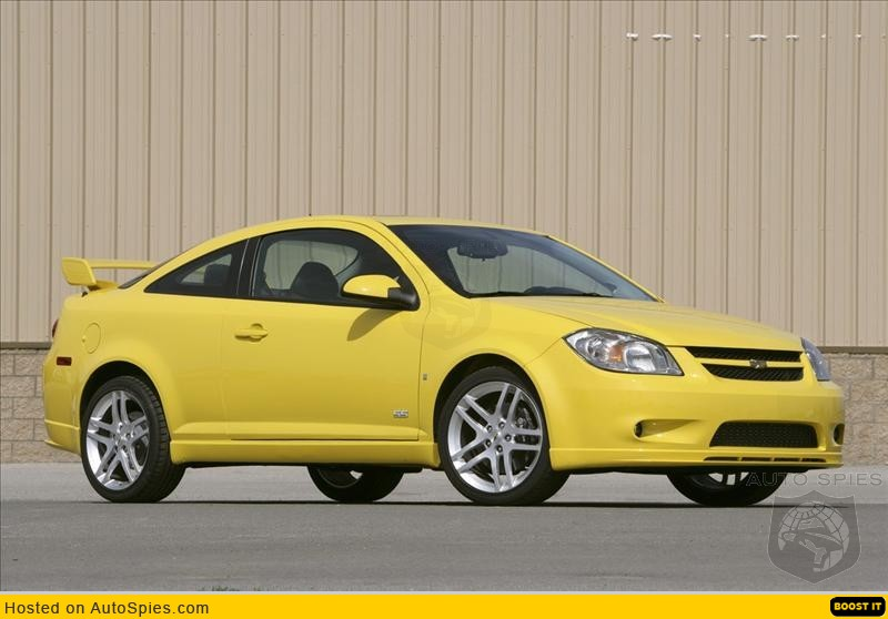 2008 NEW YORK AUTO SHOW: Chevrolet Cobalt SS Delivers Performance