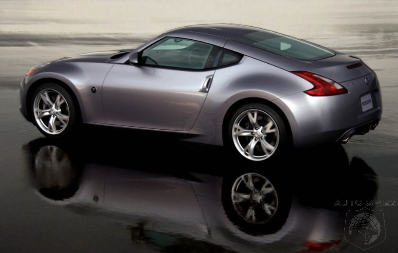 Nissan Drops A Few Photos Of The 370Z Ahead Of Los Angeles