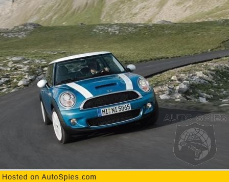 Mini Cooper With Manual Transmission Tops 40 Miles Per Gallon