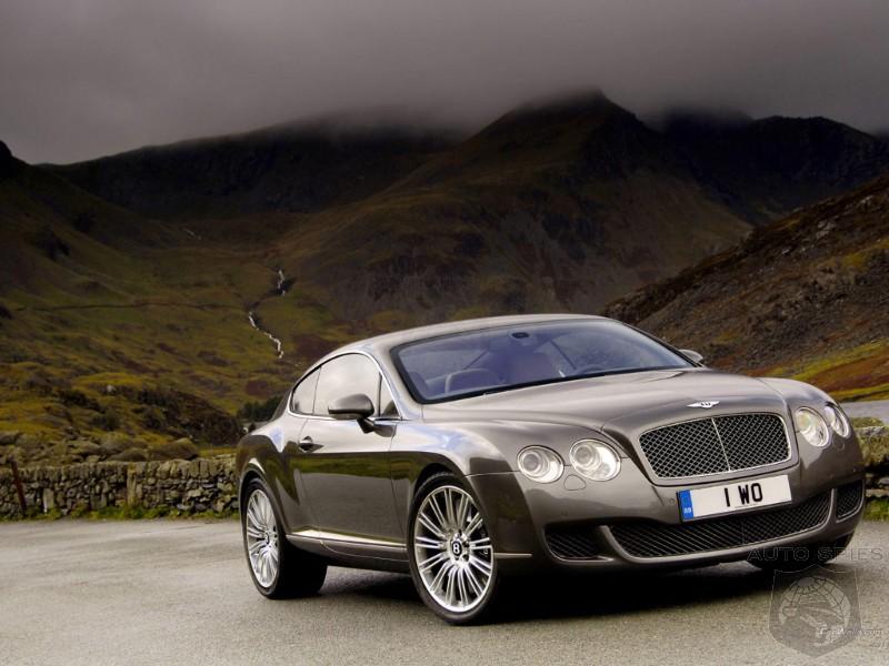 Bentley Gtc. 600hp Bentley GT Speed?