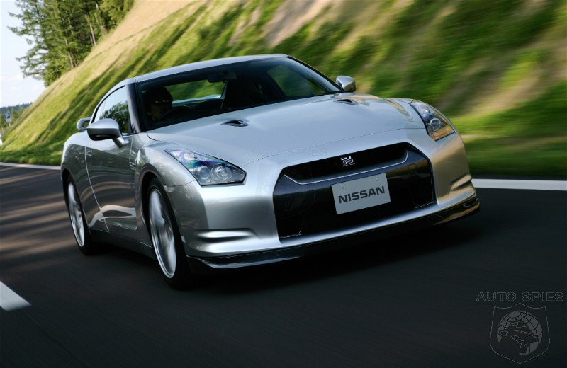 Nissan Already Using Black Box Data To Void GT-R Warranty Claims