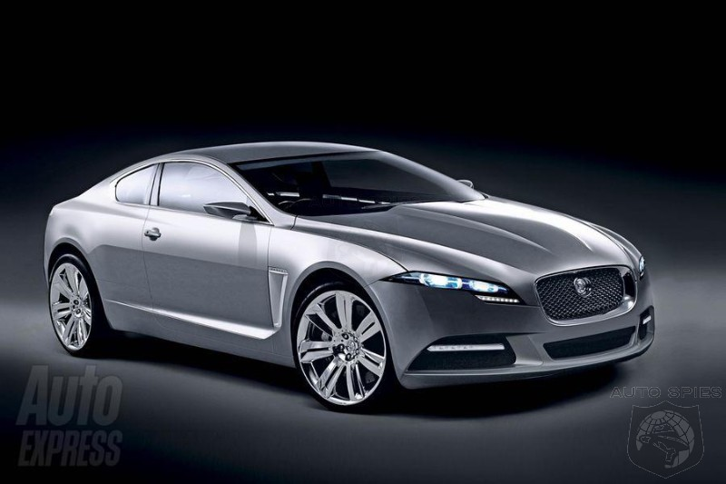 Great Thumbs Up! Auto Express Takes A Shot At What Jaguaru0027s New XF Will Look Like