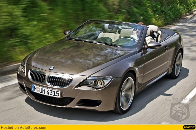 jeremy clarkson reviews the bmw m6 convertible autospies. Black Bedroom Furniture Sets. Home Design Ideas