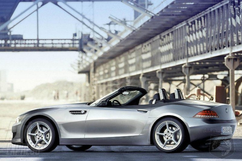 Bmw S New Z4 To Get A Folding Metal Top